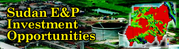 Sudan E&P Investement Opportunities